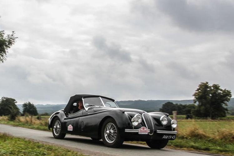 Limburg Weekend 8 T M 10 September Jaguar Daimler Club Holland