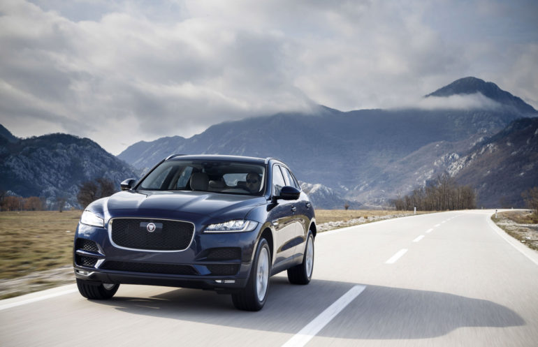 F-pace A